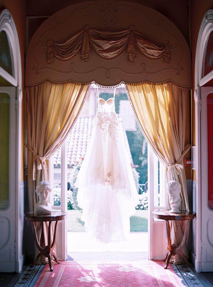 Glamorous Wedding at Villa del Balbianello Lake Como by AF Atelier - 029