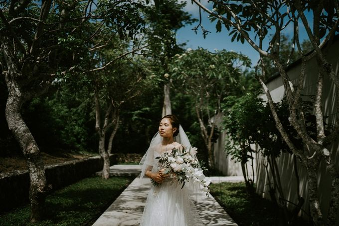 Wedding Elley & Leo by Bali Izatta Wedding Planner & Wedding Florist Decorator - 002