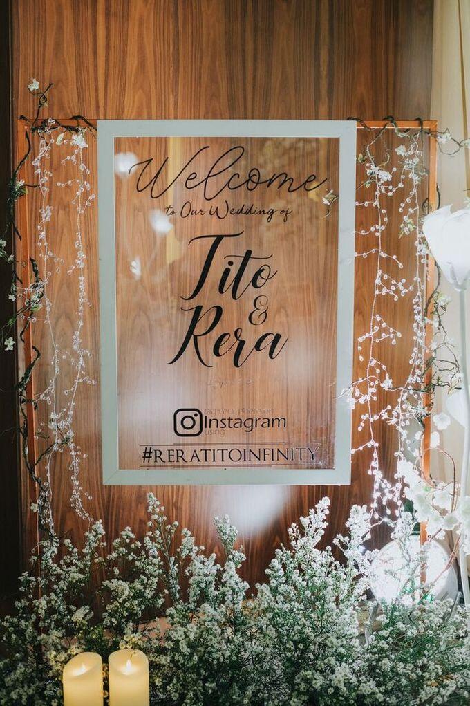 Courtesy Of Rera & Tito by White Pearl Decoration - 005