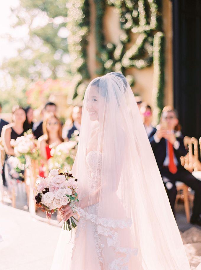 Glamorous Wedding at Villa del Balbianello Lake Como by AF Atelier - 004