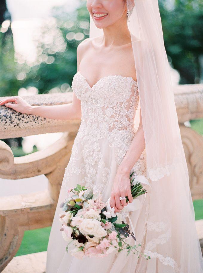 Glamorous Wedding at Villa del Balbianello Lake Como by AF Atelier - 021