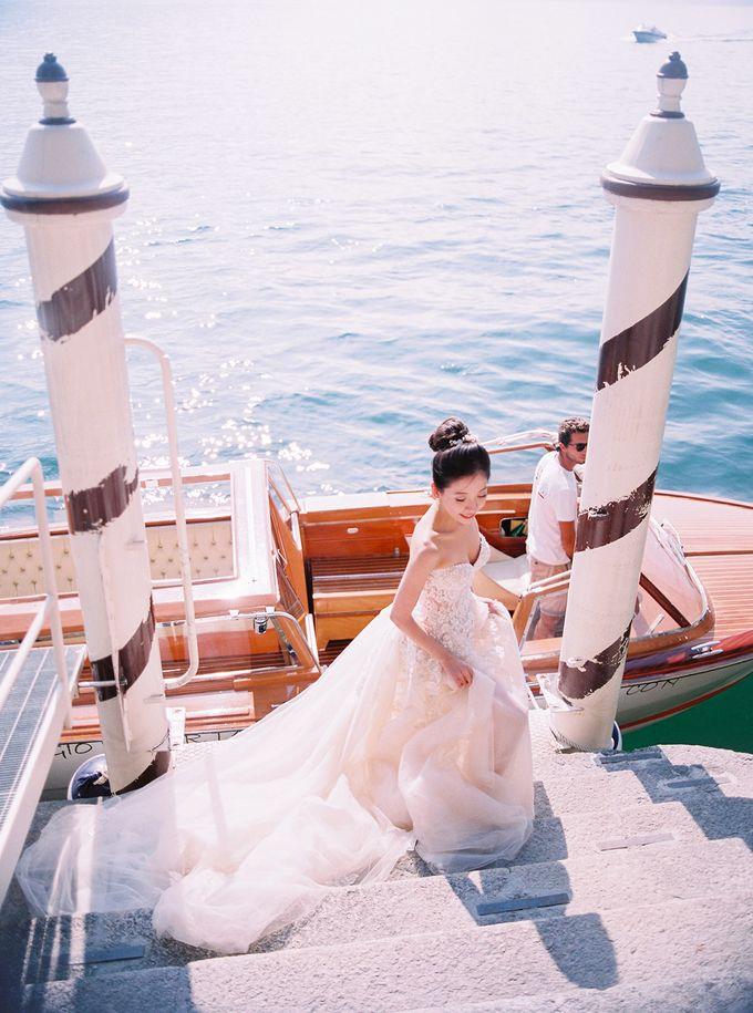 Glamorous Wedding at Villa del Balbianello Lake Como by AF Atelier - 022