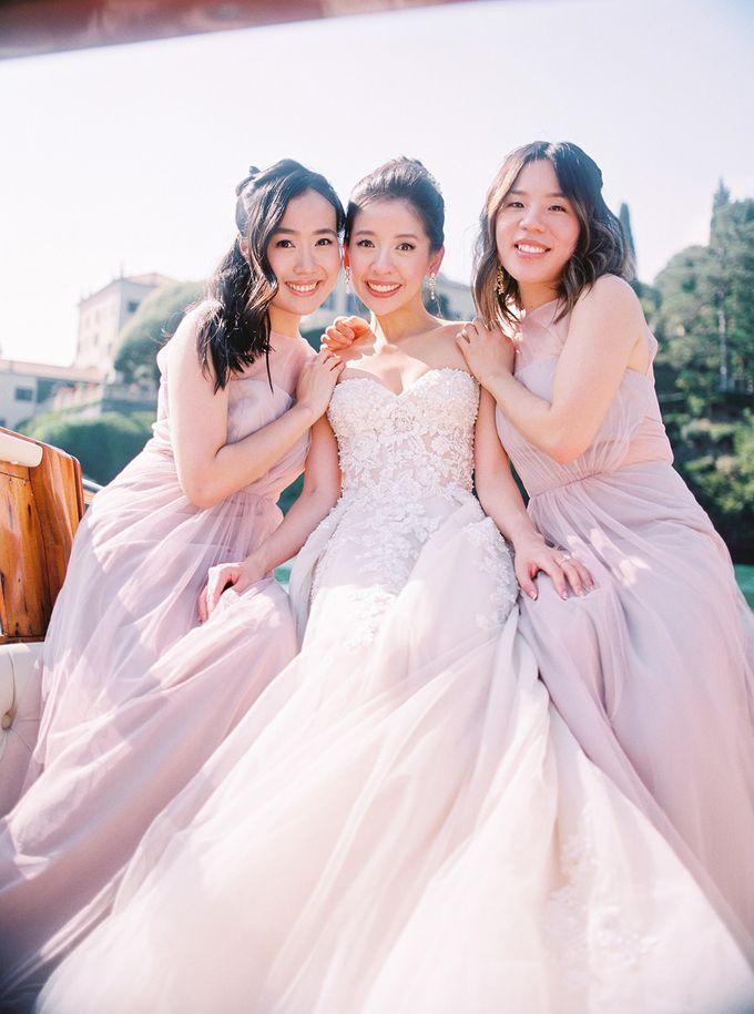 Glamorous Wedding at Villa del Balbianello Lake Como by AF Atelier - 024