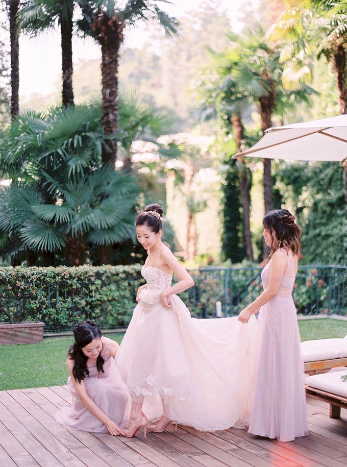 Glamorous Wedding at Villa del Balbianello Lake Como by AF Atelier - 027