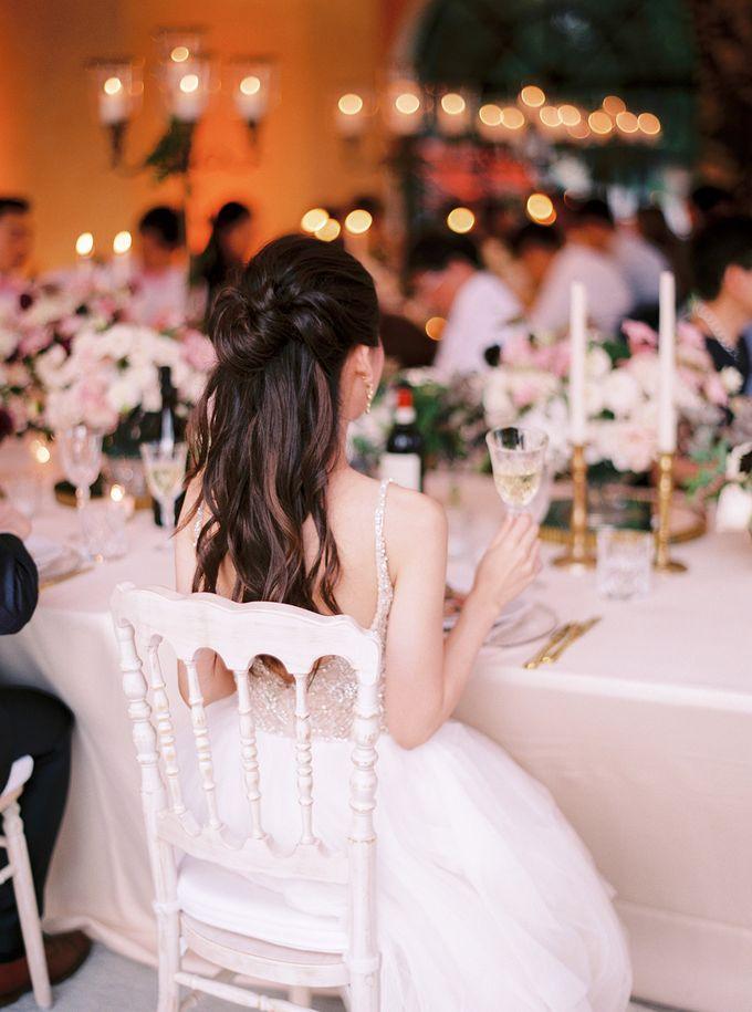 Glamorous Wedding at Villa del Balbianello Lake Como by AF Atelier - 014