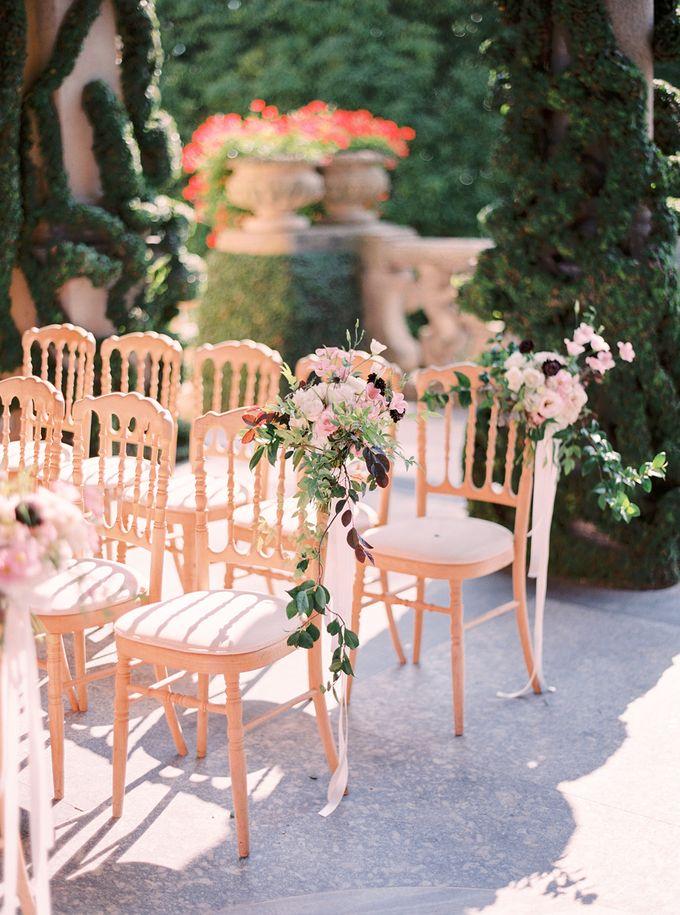 Glamorous Wedding at Villa del Balbianello Lake Como by AF Atelier - 001