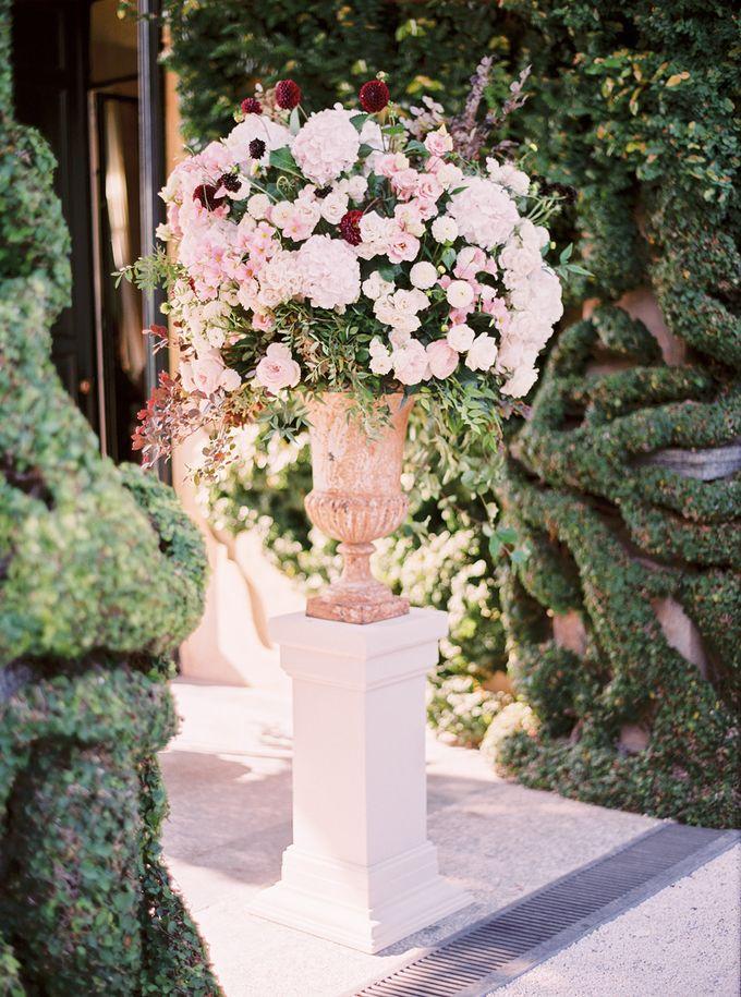 Glamorous Wedding at Villa del Balbianello Lake Como by AF Atelier - 003