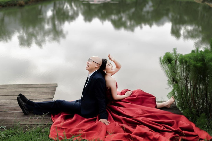 Dhea prewedding by iLook ( Makeup & Couture ) - 001