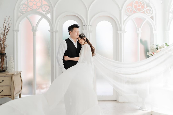 Cindy Prewedding by iLook ( Makeup & Couture ) - 001