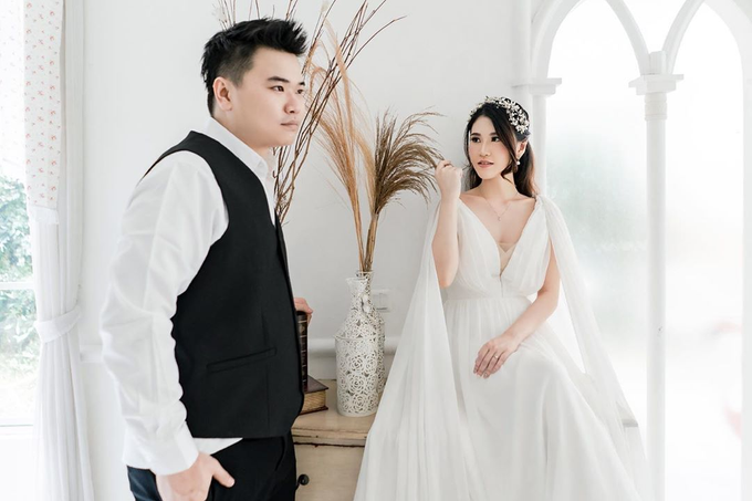 Cindy Prewedding by iLook ( Makeup & Couture ) - 002