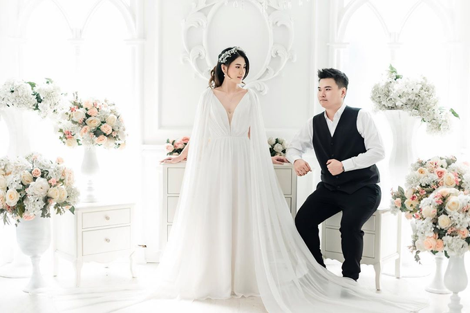 Cindy Prewedding by iLook ( Makeup & Couture ) - 003