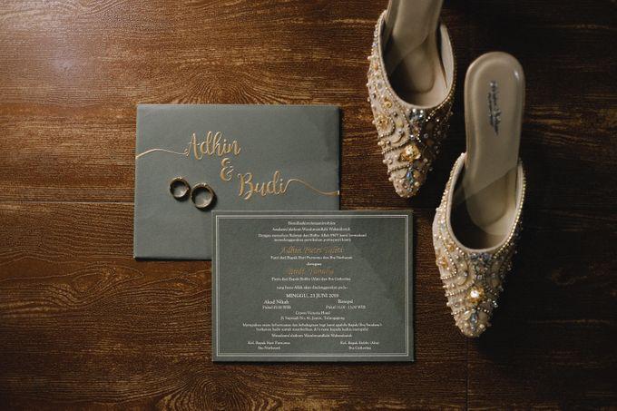 Wedding Day Adhin + Budi by Deekay Photography - 036