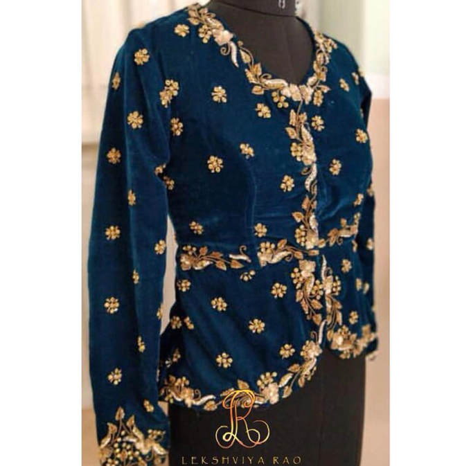 Bridal attire's by Lekshviya Rao Label - 008