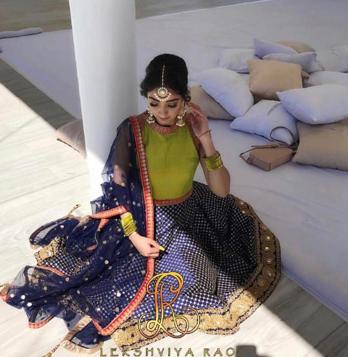 Bridal attire's by Lekshviya Rao Label - 024