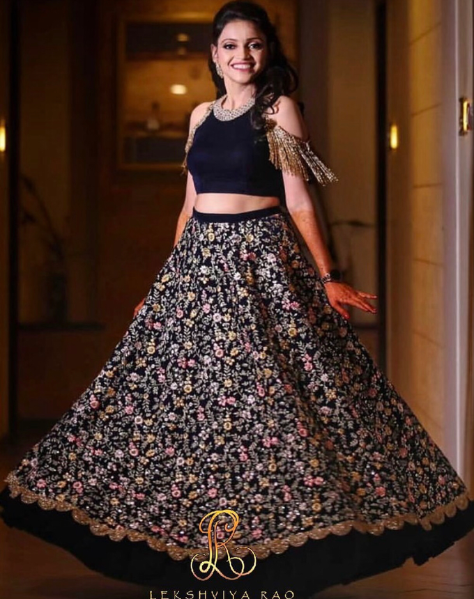 Bridal attire's by Lekshviya Rao Label - 027