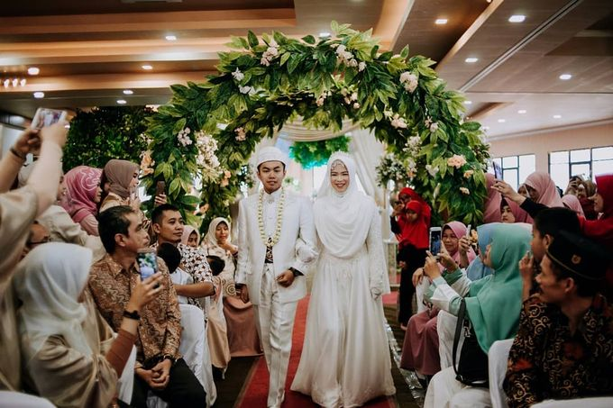 Love Celebration Of Mutia And Jamil by Lengkung Warna - 004