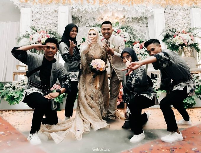 Love Celebration Of Desi and Roni by Lengkung Warna - 004