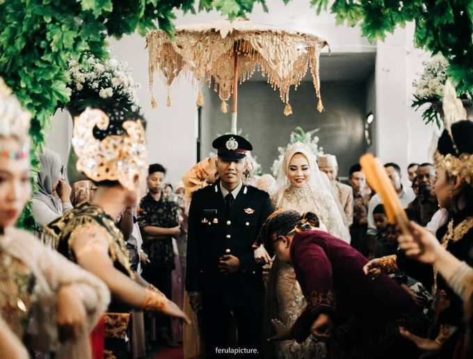 Love Celebration Of Desi and Roni by Lengkung Warna - 002