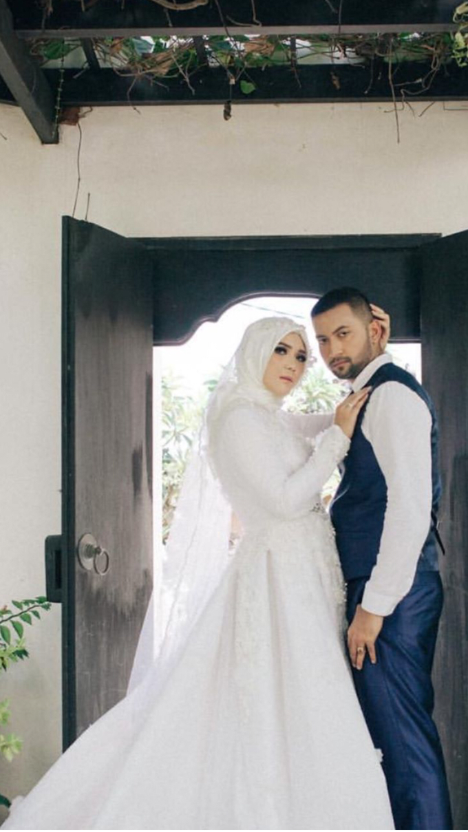 Weddinggown moslem by Leny Rafael Bride - 006