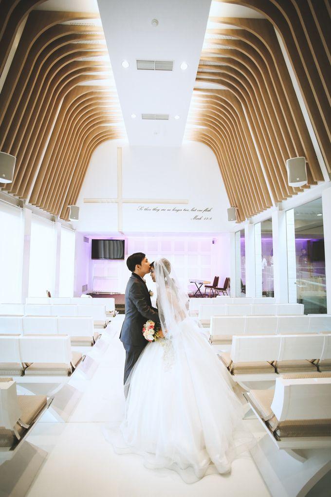 The Wedding of Leo & Cila by PlanMyDay Wedding Organizer - 005