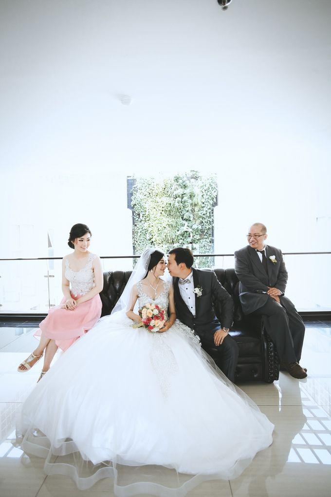 The Wedding of Leo & Cila by PlanMyDay Wedding Organizer - 004