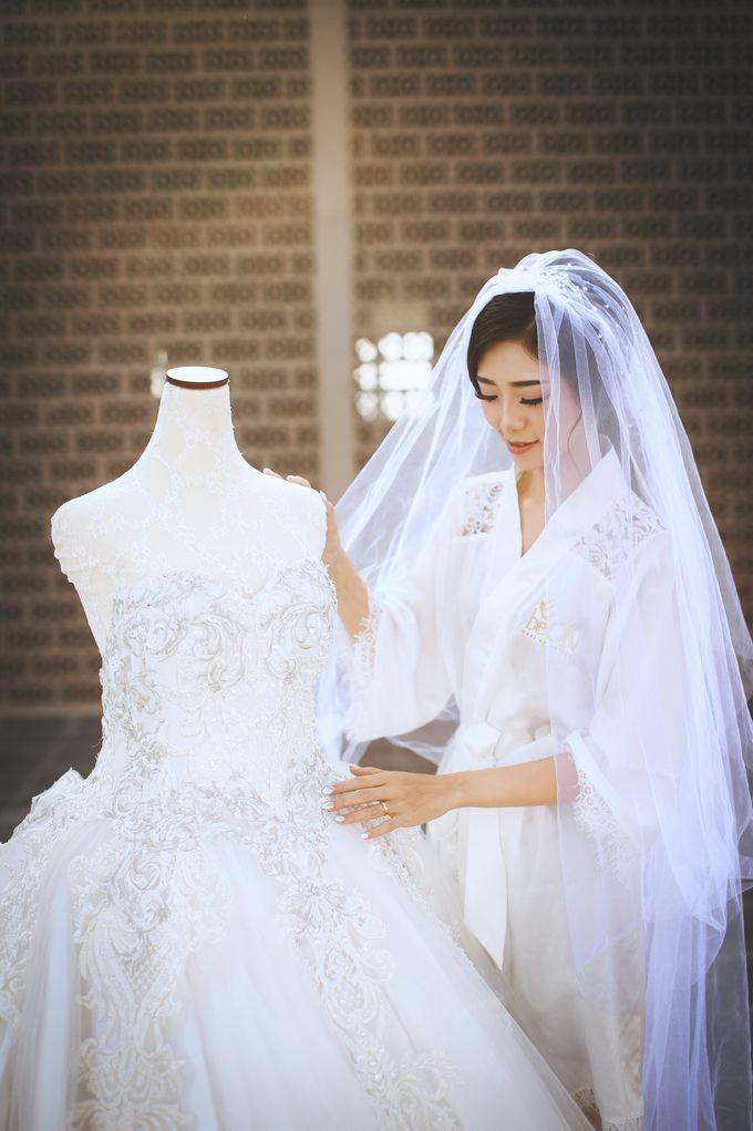 The Wedding of Leo & Cila by PlanMyDay Wedding Organizer - 001