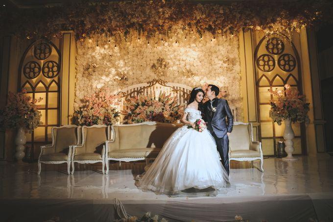 The Wedding of Leo & Cila by PlanMyDay Wedding Organizer - 008