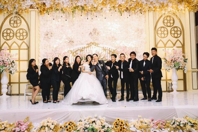The Wedding of Leo & Cila by PlanMyDay Wedding Organizer - 010