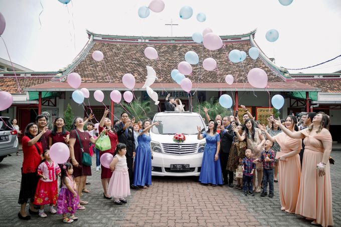 Leo & Ingrid Wedding Day by Filia Pictures - 034