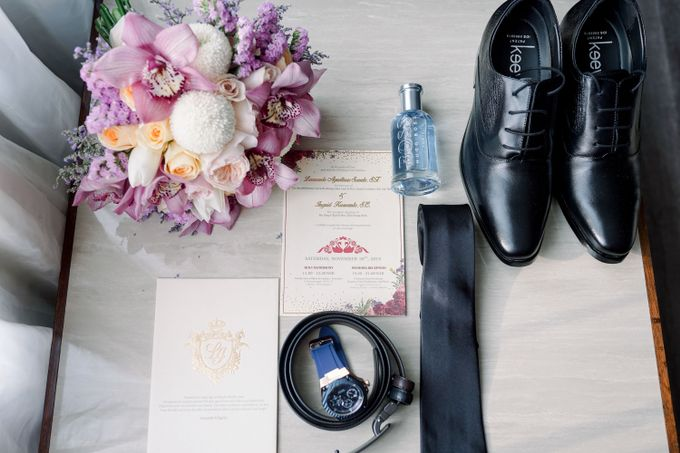 Leo & Ingrid Wedding Day by Filia Pictures - 003
