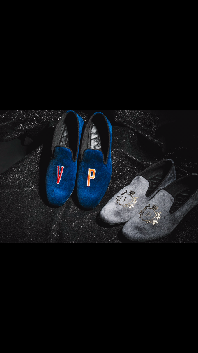 Embroidery Loafers by BRILLO.FOOTWEAR - 004