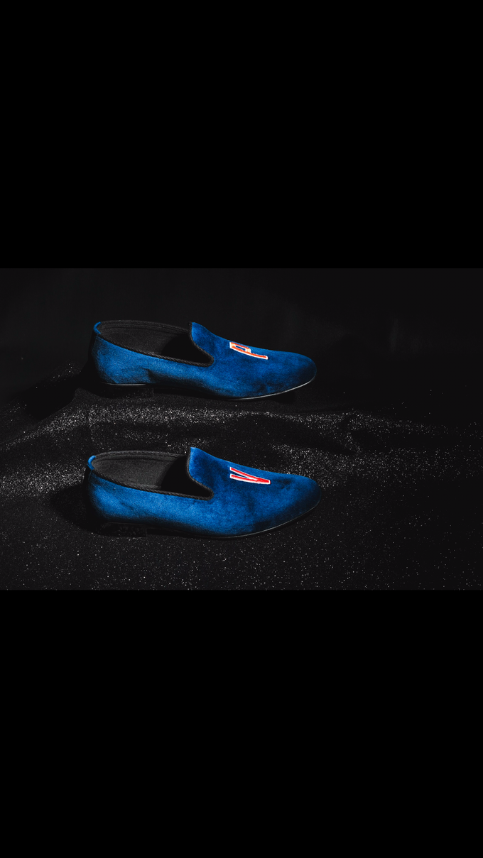 Embroidery Loafers by BRILLO.FOOTWEAR - 002