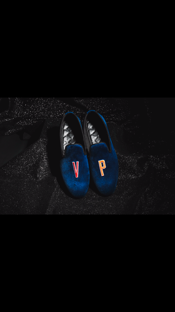 Embroidery Loafers by BRILLO.FOOTWEAR - 003