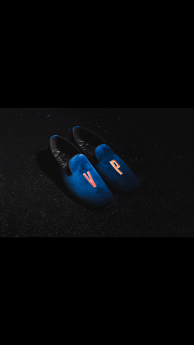 Embroidery Loafers by BRILLO.FOOTWEAR - 001