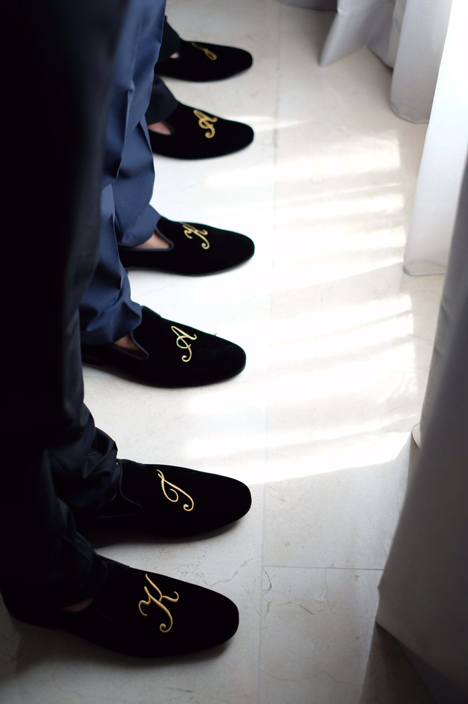 Agus & Patricia Wedding by BRILLO.FOOTWEAR - 003