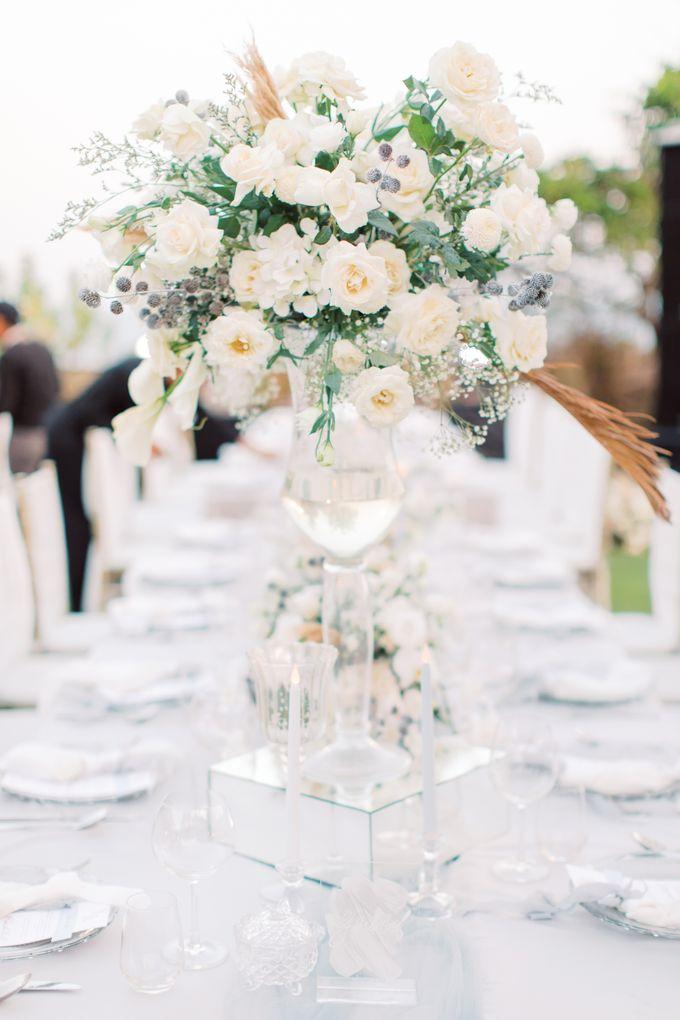 Yansen & Rika Ethereal Bali Wedding by Casabono Wedding - 012