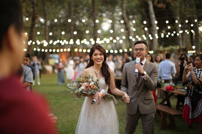 Nita & Edwin Wedding At PineHill Cibodas by Josh & Friends Entertainment - 021