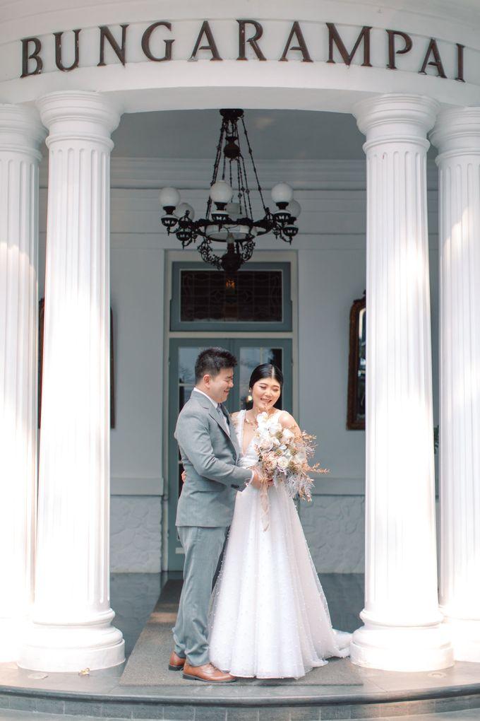 Feny & Nico at Bunga Rampai by Double Happiness Wedding Organizer - 010