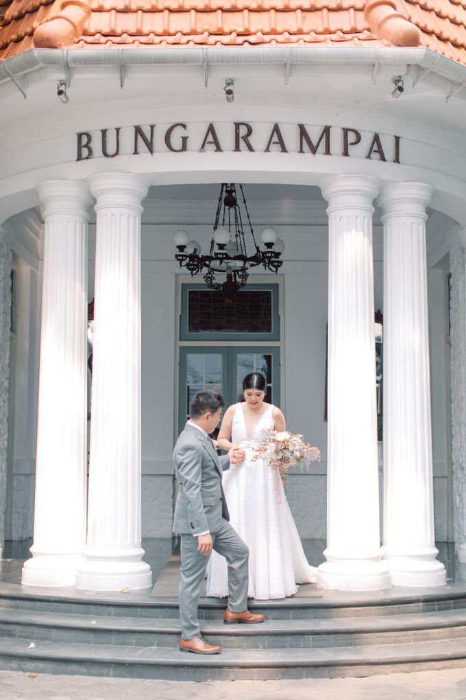 Feny & Nico at Bunga Rampai by Double Happiness Wedding Organizer - 012