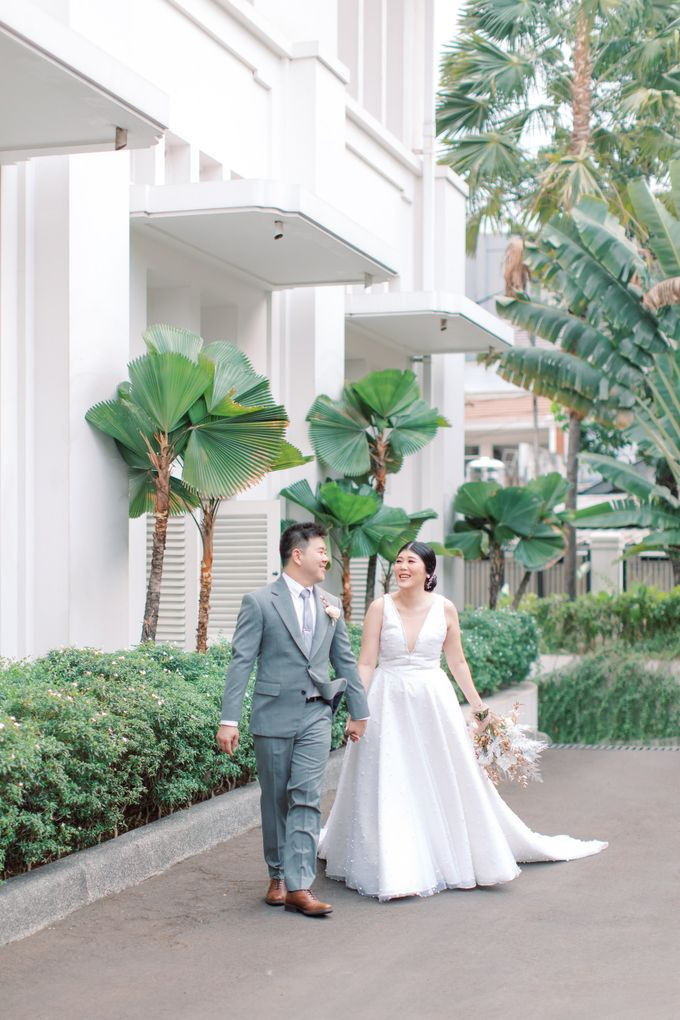 Feny & Nico at Bunga Rampai by Double Happiness Wedding Organizer - 015