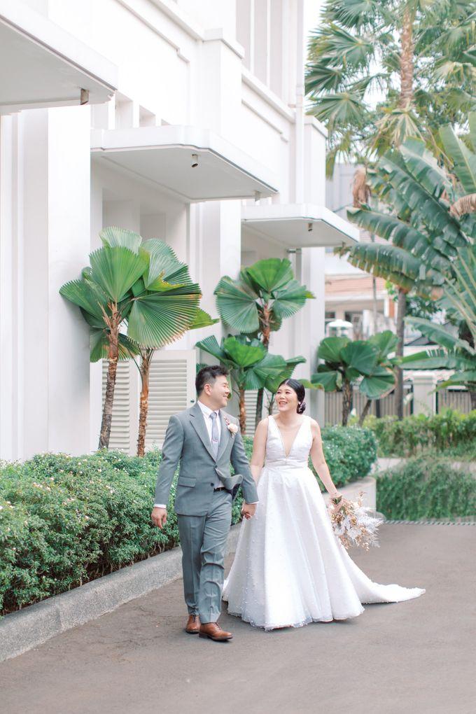 Feny & Nico at Bunga Rampai by Double Happiness Wedding Organizer - 014