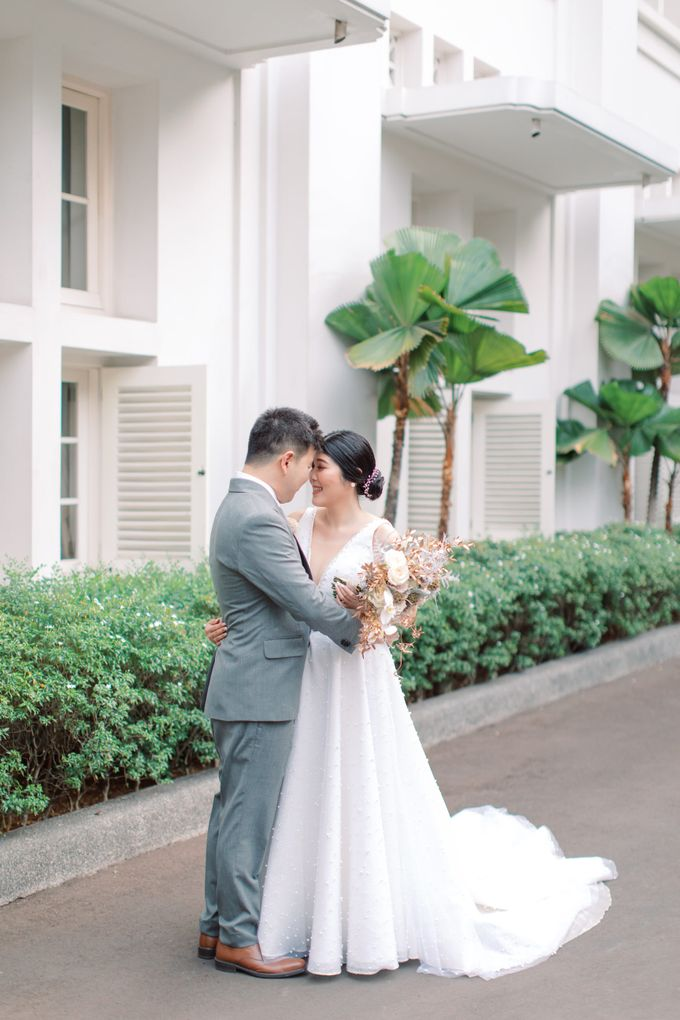 Feny & Nico at Bunga Rampai by Double Happiness Wedding Organizer - 017