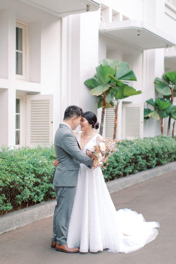 Feny & Nico at Bunga Rampai by Double Happiness Wedding Organizer - 016
