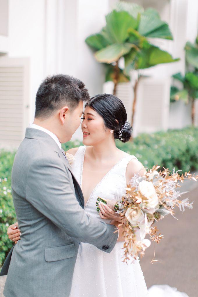 Feny & Nico at Bunga Rampai by Double Happiness Wedding Organizer - 018