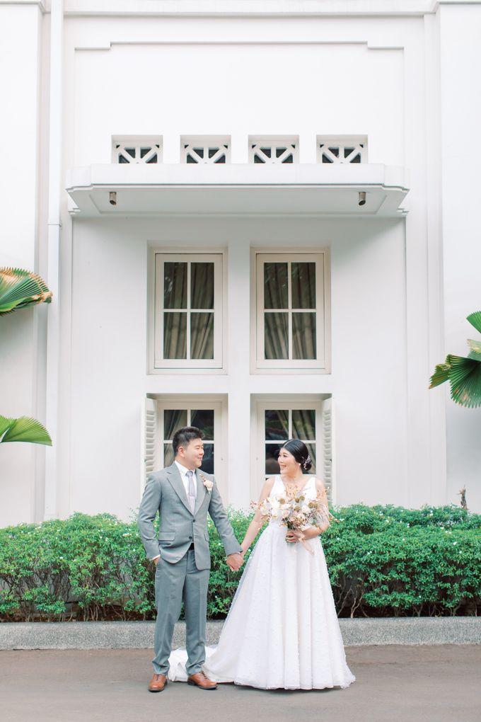 Feny & Nico at Bunga Rampai by Double Happiness Wedding Organizer - 022
