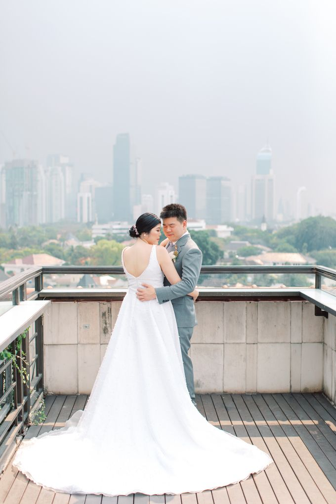 Feny & Nico at Bunga Rampai by Double Happiness Wedding Organizer - 023