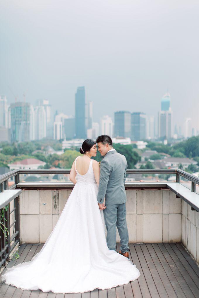 Feny & Nico at Bunga Rampai by Double Happiness Wedding Organizer - 024
