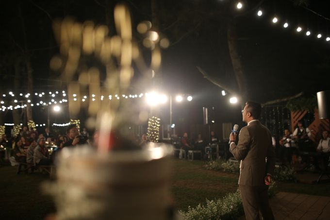 Nita & Edwin Wedding At PineHill Cibodas by Josh & Friends Entertainment - 012