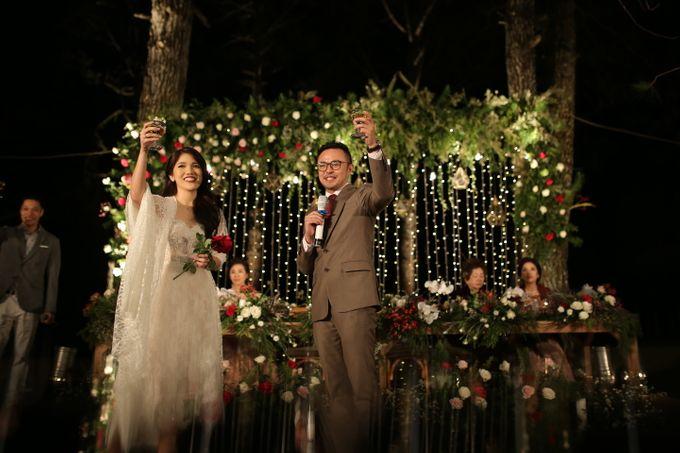 Nita & Edwin Wedding At PineHill Cibodas by Josh & Friends Entertainment - 010