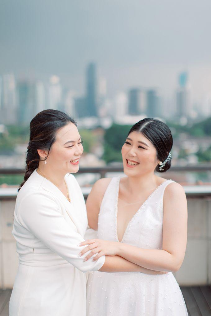 Feny & Nico at Bunga Rampai by Double Happiness Wedding Organizer - 031